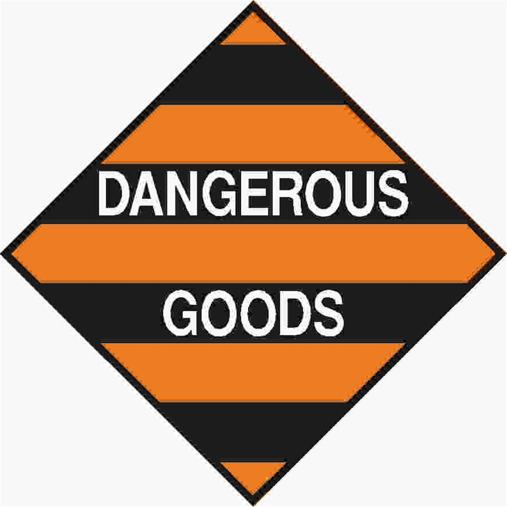 Label - Dangerous Goods