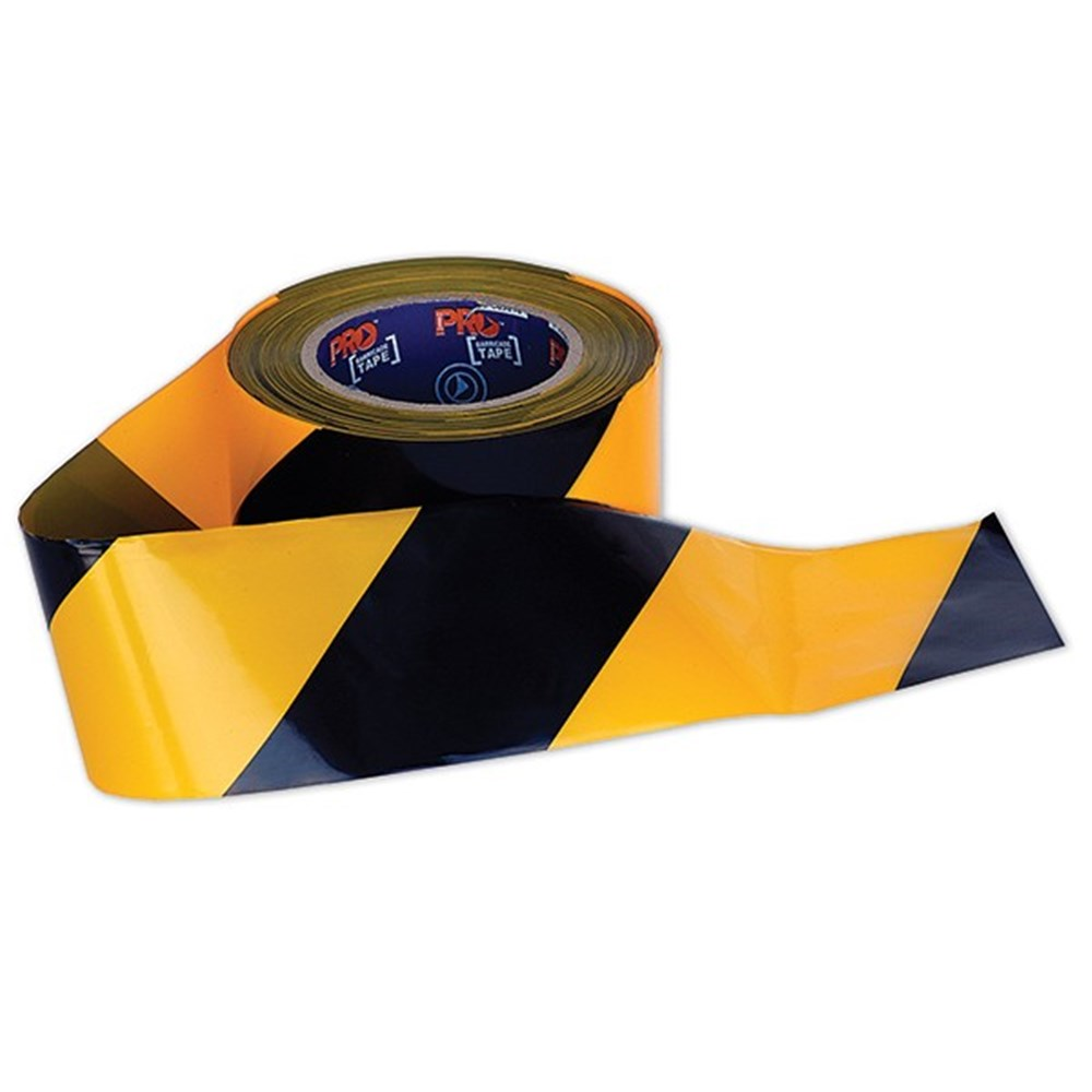 Barrier Tape 75mm x 100mm