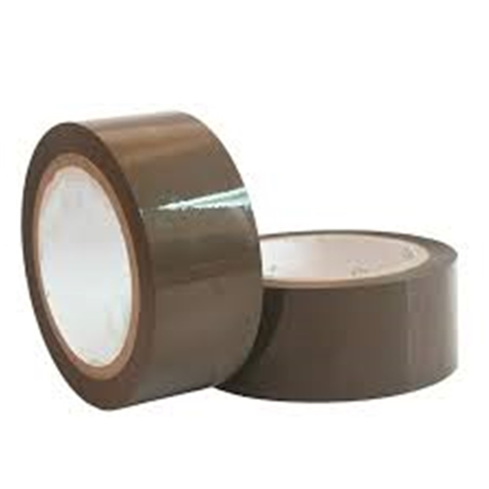 Hot Melt Tape - Brown 48mm x 75m