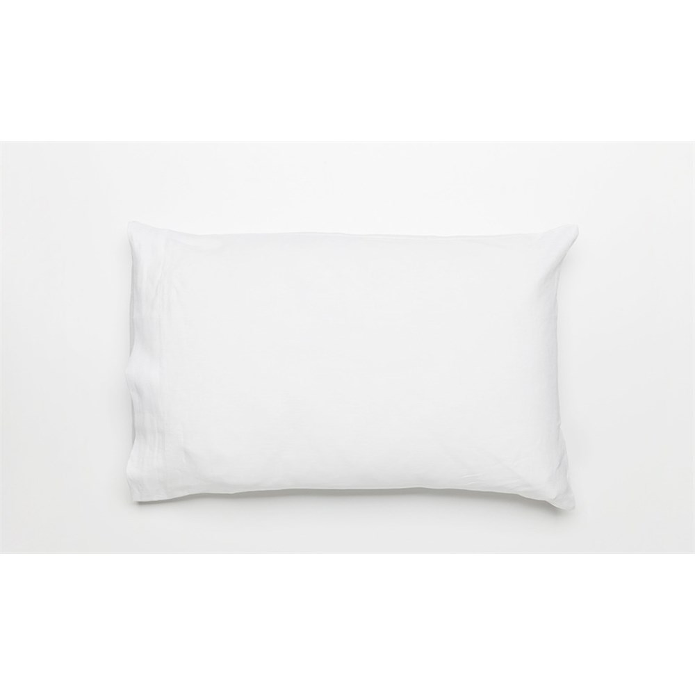 Pillow Case - White 700mm x 460mm