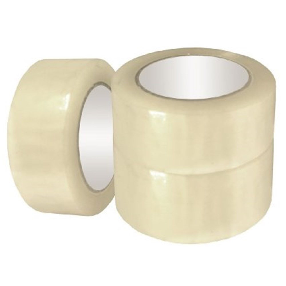 Ultimus Acrylic Packing Tape - Clear 36mm x 75m