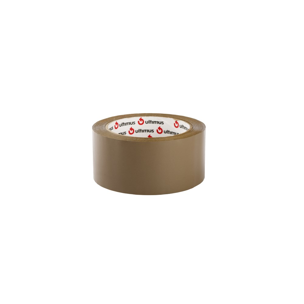 Ultimus Packaging Tape PP31 - 36mm x 75m - Brown