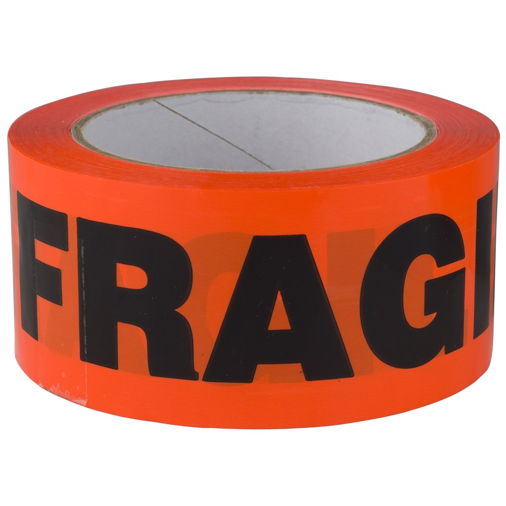 Warning Tape - Fragile 48mm x 66m